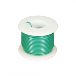 25 ft. 22 AWG Solid Wire - Green