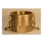 (APG) Part D (Female Coupler X Female Thread) Brass