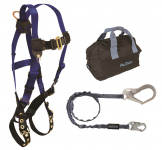 7016 Harness & 82593 Lanyard in Bag Carry Kit