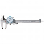 "0-6"" IP54 Rated Whiteface Dial Caliper"