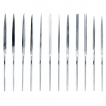 #2 12 Piece Swiss Pattern File Set