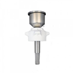 120mm Safety Funnel, Stainless Steel