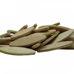 #10 Wood Joining Biscuits, Pack of 50 pcs