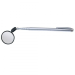 "1-3/8"" Telescoping Round Glass Inspection Mirror"