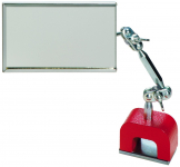"3-1/2"" x 2"" Inspection Mirror with Magnetic Base"