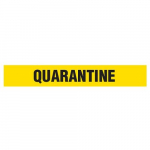 """Quarantine"" Barricade Tape, Dispenser Boxed"