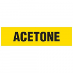 """Acetone"" Coiled Plastic Sheet"
