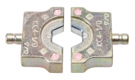 KC4-1/0 1/0 AWG Pink Copper Crimping Die Set