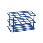 15-Place Epoxy-Coated Steel Wire Rack