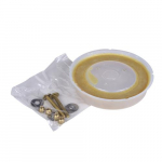 "Johni Ring Wax Gasket with 1/4"" Brass Bolt"