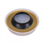 Johni Ring Wax Gasket w/ Plastic Horn for Waste Lines