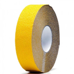 "1"" x 60' Resilient Anti-Slip Tape Yellow"