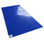 Tacky Traxx Blue Cleaning Mat