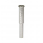 "1/2"" Electroplated Dia-mond Bit, 8 mm Shank"