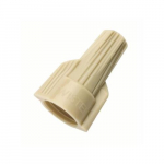 341 Twister Wire Connector, Tan