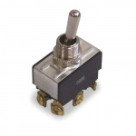 Heavy-Duty Toggle Switch Dpdt O-O Screw