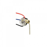 3-Speed Pull Chain Switch, SPTT