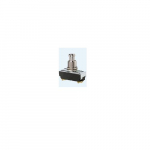 Momentary Contact Push-Button Switch,Spst,(O)-F,Screw