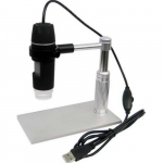 Handheld Digital Microscope 0.3MP, USB with Table Stand