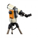 SmartStar Cube-E-R80 Entry Level Telescope System, Orange