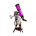 SmartStar Cube-A-R80 Entry Level Telescope System, Pink