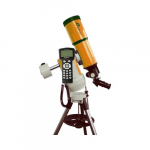 SmartStar Cube-A-R80 Entry Level Telescope System, Orange