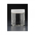 Precleaned 125mL Short Mouth Jar