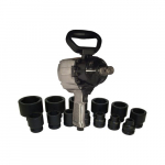 "1"" Drive Air Impact Wrench, Socket Set"