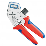 Digital Crimping Pliers-Four Mandrel