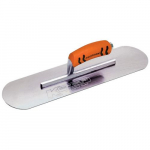 "10"" x 3"" Chrome No Burn Pool Trowel"
