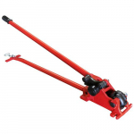 Top-Loading Economy Rebar Cutter/Bender, 53 lbs