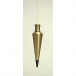 Professional Brass Engineer Plumb Bob