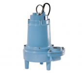 "14S-CIM 1/2 hp 2"" FNPT Discharge Sewage Pump with 20 ft. Cord, 115V - 60Hz"