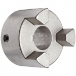 "1-1/2"" SS Type Hub with Keyway"