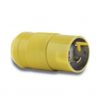 Male Connector for 63A 230V, 3W Locking