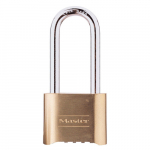 Combination Padlock Only (no Key is Included)