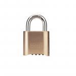 "1"" Brass Combination Padlock Only (no Key is Included)"