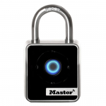 "1-29/32"" Indoor Bluetooth Padlock for Personal Use"