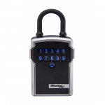 "3-1/4"" Wide Electronic Portable Lock Box"