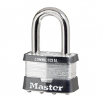 "No. 5 Padlock, Keyed Alike, 1-1/2"" Shackle"