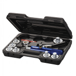 Hydra Swage Tube Expanding 7 Head Tool Kit