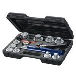 Hydra Swage Tube Expanding 10 Head Tool Kit