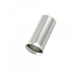"#16 Small AWG 0.276"" Non-Insulated Ferrule, Din Standard"