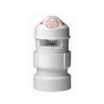 Sure-Vent Air Admittance Valve w/ PVC 40 Adapter