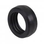 "Rubber Caulking Gasket to 1-1/2"" DWV Drain Pipe"