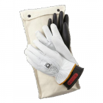 Rubber Electrical Glove Kit, Class 0