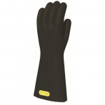 Rubber Electrical Gloves, Hand Size 8