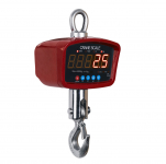 OP-924 Crane Scale, LED, 1,000 x 0.2 lbs