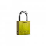 100A Al Rekeyable Padlock w/ KD