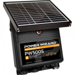 12V Solar Electric Fence Charger 0.5 Joule Output